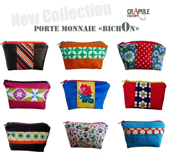 new collection porte monnaie bichon pas 600