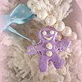 Ti'biscuit à la violette