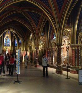 8 Chapelle Basse, Sainte chapelle de Paris 004