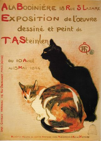 Affiches chats (1)