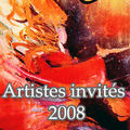 Les artistes invits 2008