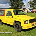 Vanclee mungo (1980-1989)(Retro Meus Auto Madine 2012) 01