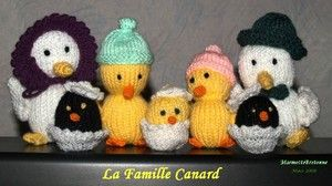 famille canards