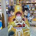 Dragon ball z 6€, pupa 5€