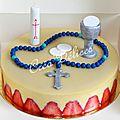 Si vous désirez une décoration sur un gâteau