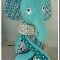 Léonard, l'éléphant
