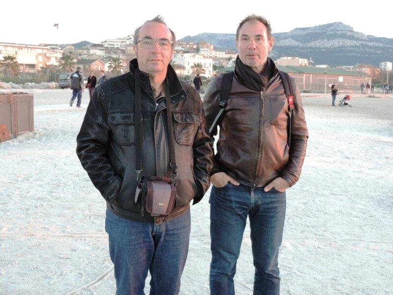Yannick et Thierry