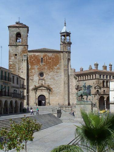 Trujillo-iglesia San Martin'