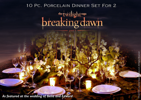 Twilight Porcelain