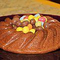 Gâteau d'anniversaire minute de c.felder