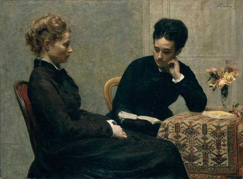 1877 - La lecture