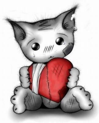 coeur brise peur amour manque cauchemar