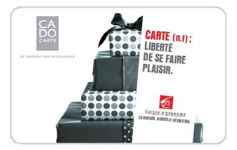 carte cadeau cadocarte caisse d 39 epargne le blog des. Black Bedroom Furniture Sets. Home Design Ideas
