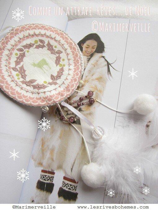 transfert Noël au bois pastel 1 marimerveille