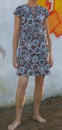 robe recadrée