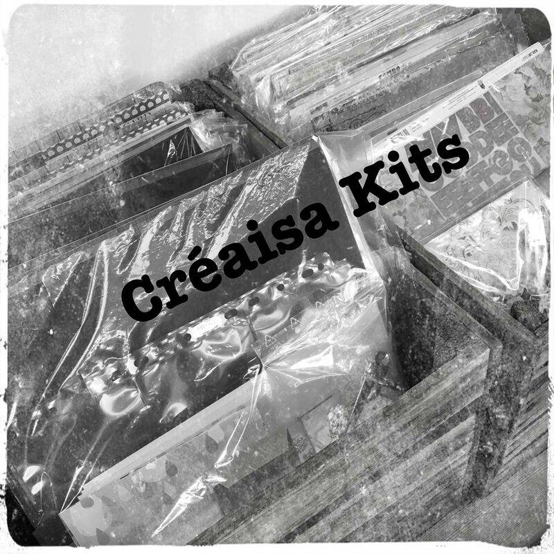 2016 Créaisa Kits