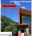 La russie s'invite à la médiathèque intercommunale du piémont oloronais
