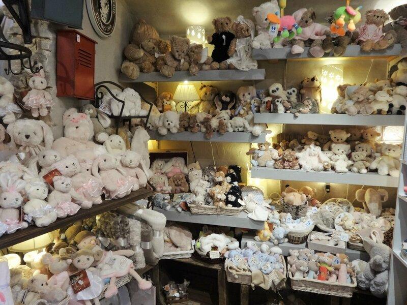 Les boutiques du Castellet