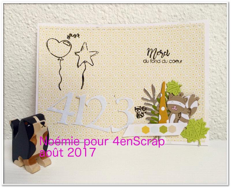 Couleuretscrap_pour_4enscrap_J2_carte_Noémie