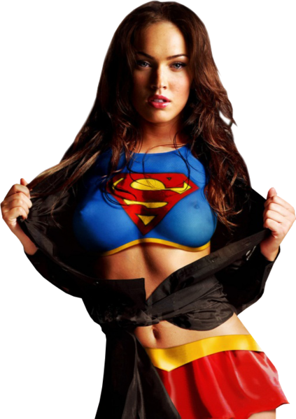 Megan+Fox+SuperGirl