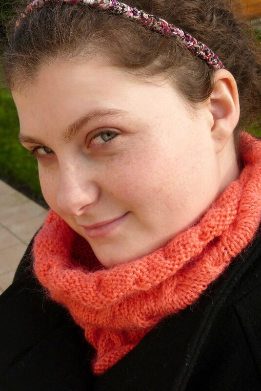 snood cloud corail (4)