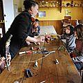 Atelier vannerie aux grands-chezeaux du rotin, de