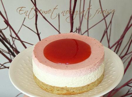Entremet_nougat_fraises5