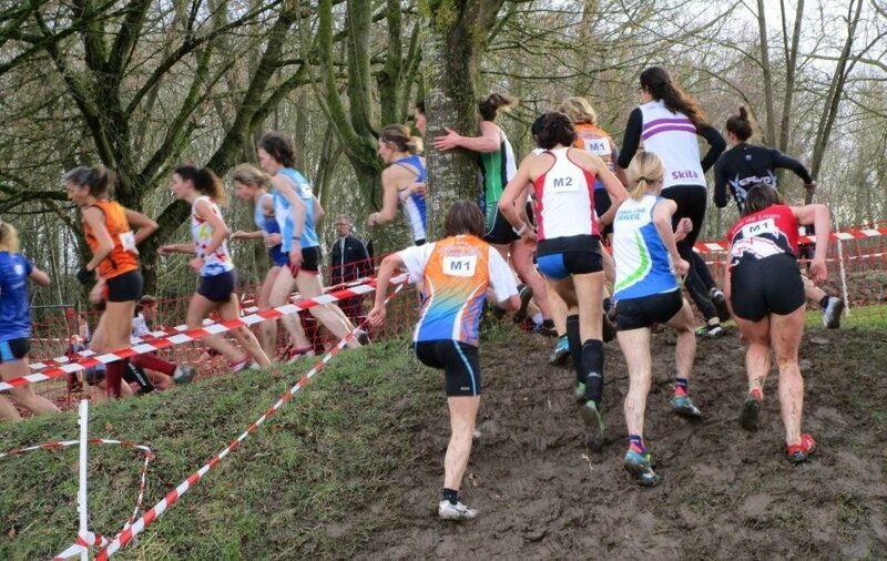 Demi finale chts france cross 5 fevrier 2017 Coulommiers 009