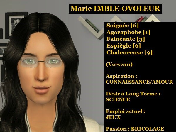 Marie IMBLE-OVOLEUR