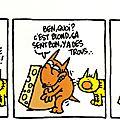 Charb - Maurice et Patapon - Avantages