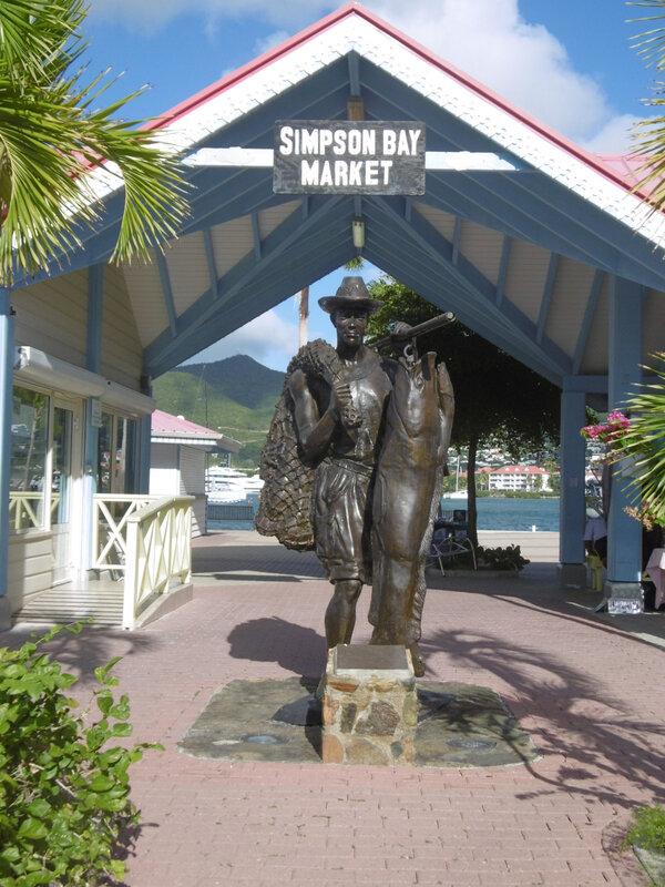 Sint Maarten - Simpson bay (26)