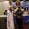 Zelda et Ganondorf