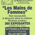 Les mains de femmes 2009