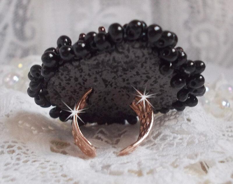 Bracelet Midnight Daisy 6-1