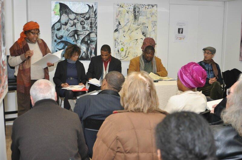 © By Mike UDOFIA - 9e P des Poetes des Afriques & d'Ailleurs 17-3-12 - 06