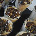 Tiramisu cookies & nutella