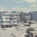 Vue du balcon de la Clinique St Joseph-Guadeloupe 75-76
