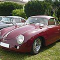 Porsche 356a 1600 coupé 1956