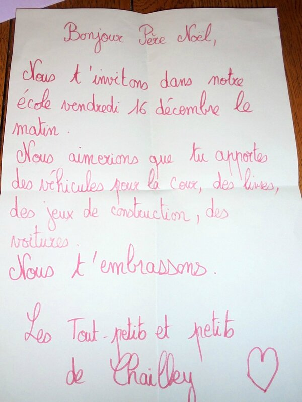 A lettre 3
