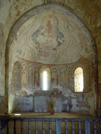 Choeur église St Pierre