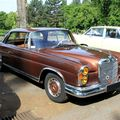 Mercedes 280 SE (1968-1970)(Retrorencard juin 2010) 01