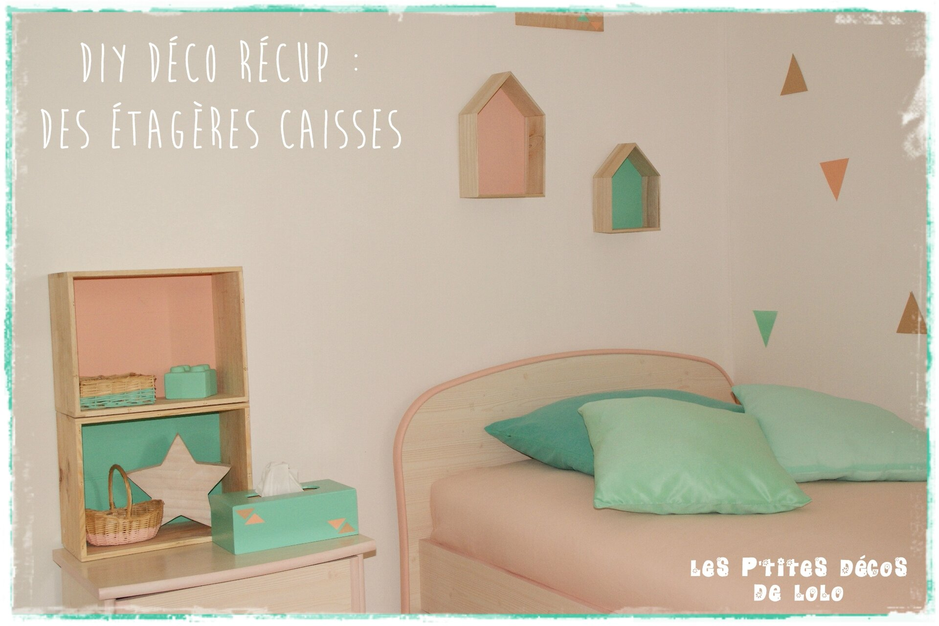 diy d co r cup des tag res caisses les p 39 tites d cos de lolo. Black Bedroom Furniture Sets. Home Design Ideas