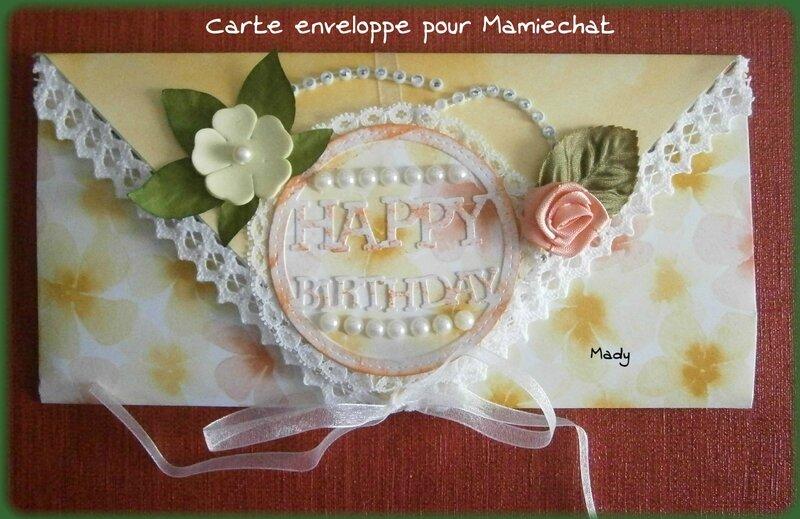 carte pour Mamiechat