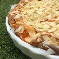 Gâteau moelleux aux abricots et aux amandes de Stéphanie
