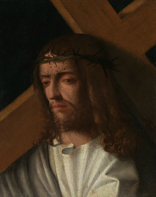 National Gallery gifted rare early Renaissance painting 'Christ carrying the Cross'