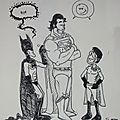 Quand superman rencontre robin