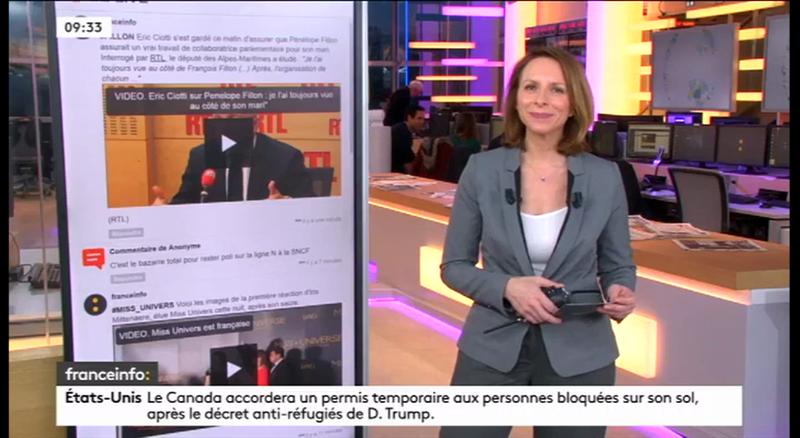 journaliste france info tv
