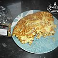 Omelette pomme de terre