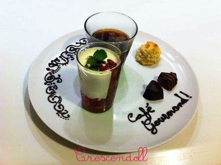 Café gourmand Blog