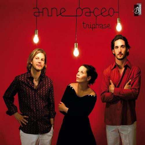 Anne Paceo - 2008 - Triphase (Laborie